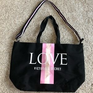 Victoria's Secret large tote bag